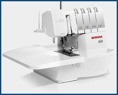 BERNINA L460 - Stół powiększający pole pracy