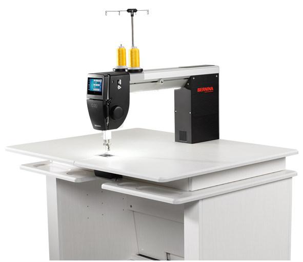 BERNINA Q20 - Longarm do pikowania ze stołem lub ramą