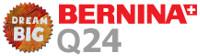 BERNINA Q24 - Longarm i rama do pikowania dla zawodowców i nie tylko
