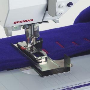BERNINA - Płytki kompensujące grubość materiału