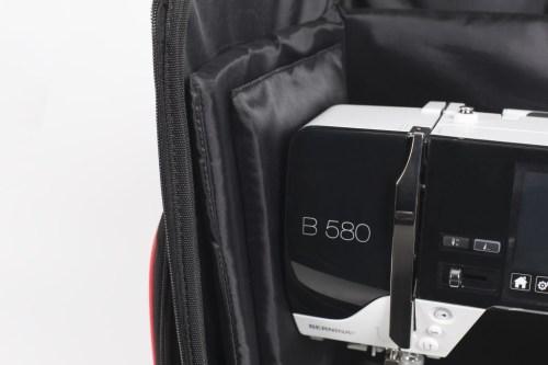 BERNINA - Torba/walizka na maszynę