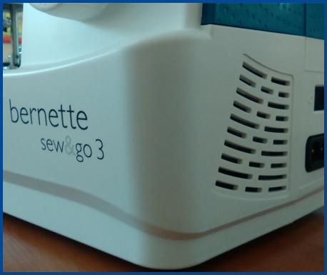 Maszyna do szycia BERNINA SG-3 (Sew&Go 3)