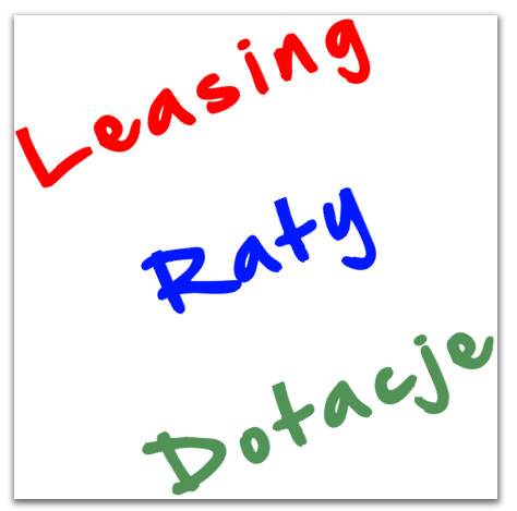 BERNINA - Leasing, raty, dotacje