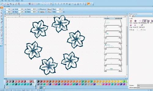 BERNINA PaintWork - Program do projektowania